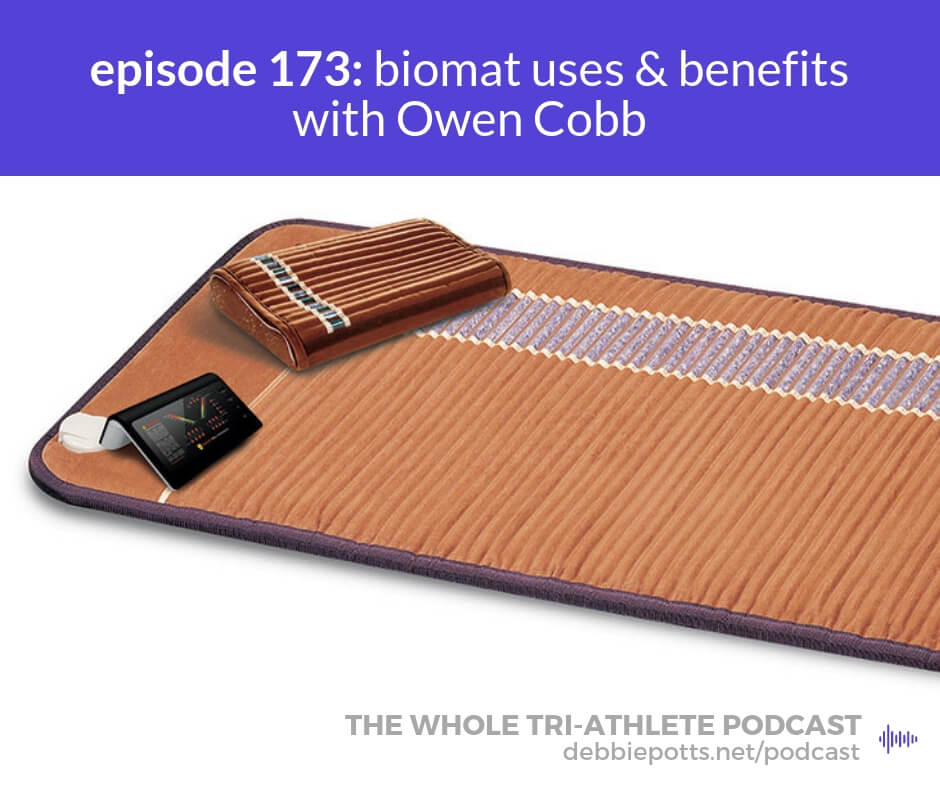 Episode #173: Biomat Uses and Benefits with Owen Cobb