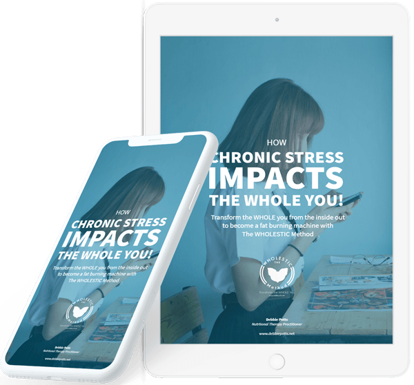 How Chronic Stress Impacts The Whole You eBook