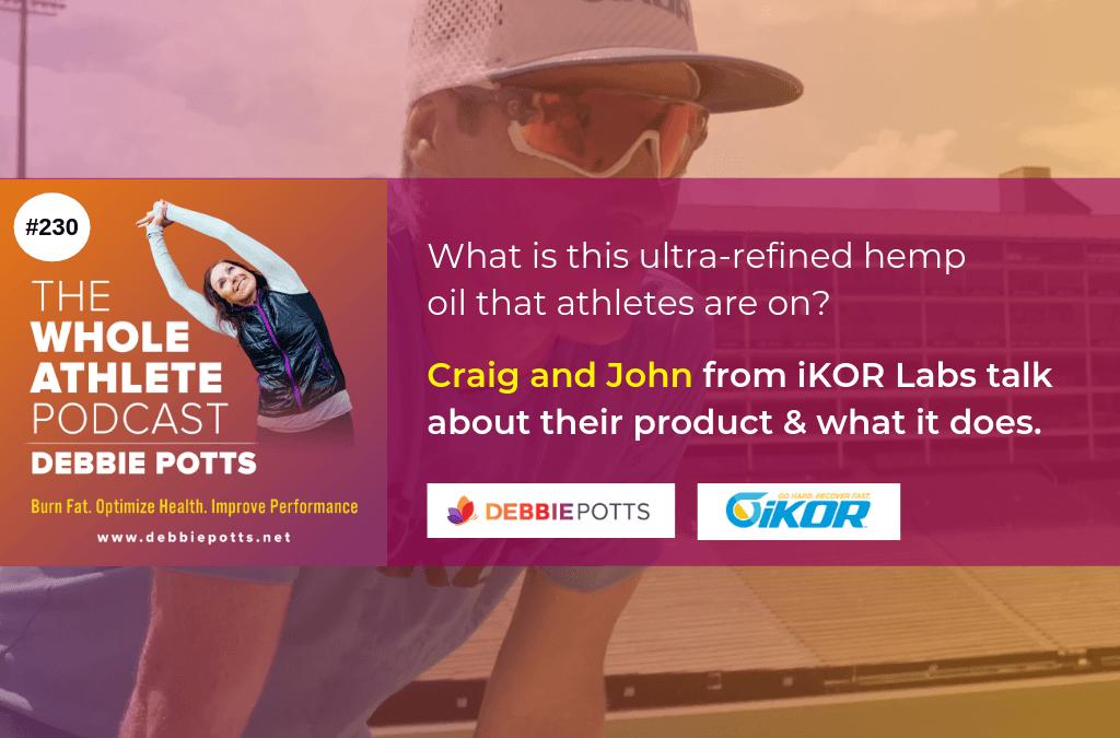 #230: Craig and John from iKOR Labs