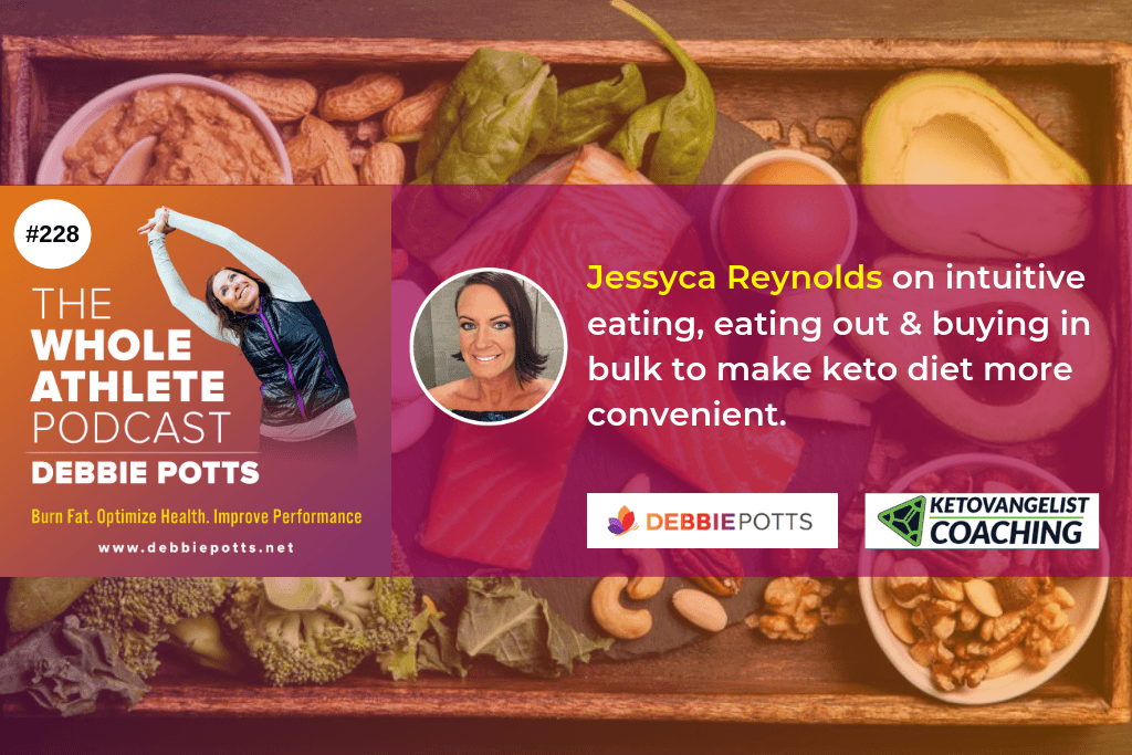#228: Jessyca Reynolds on Food Addictions & Keto Adaptation Pt. 2