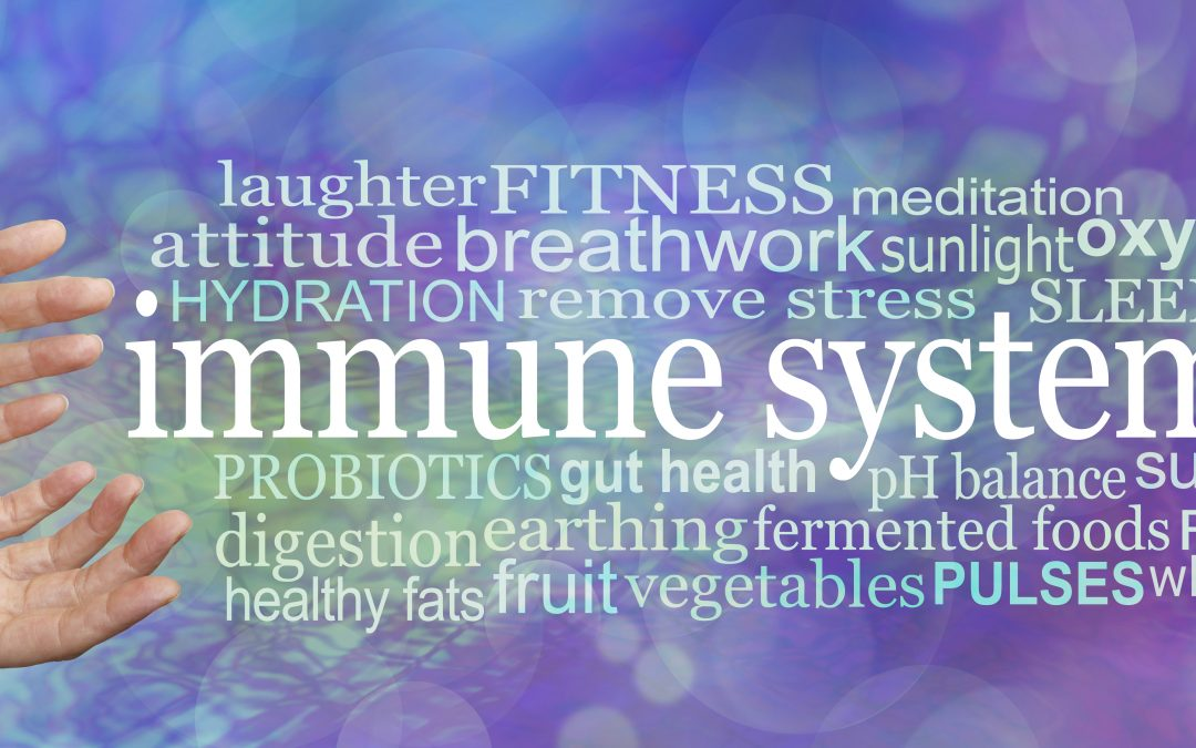 What does VITAMIN D3 do for our IMMUNE System?