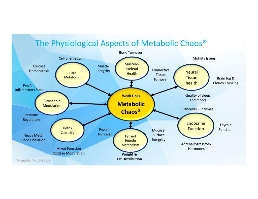 Metabolic Chaos