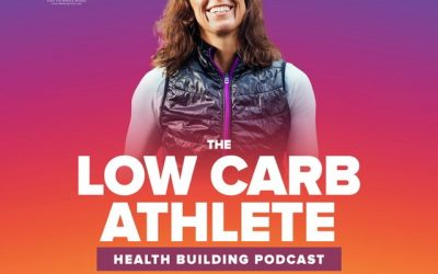 Episode #403 FUEL, TRAIN & PERFORM as a Low Carb Athlete in 2021